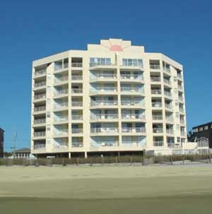 Cherry Grove Condos - Hyperion Towers oceanfront condominiums